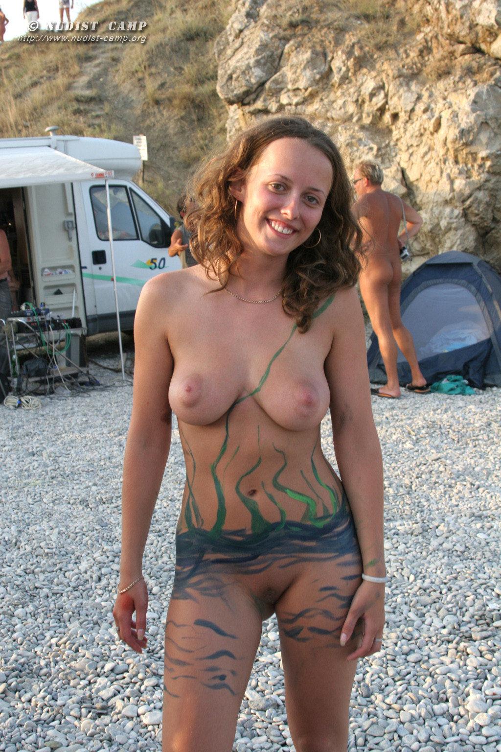Sorry, Vista nudist camp