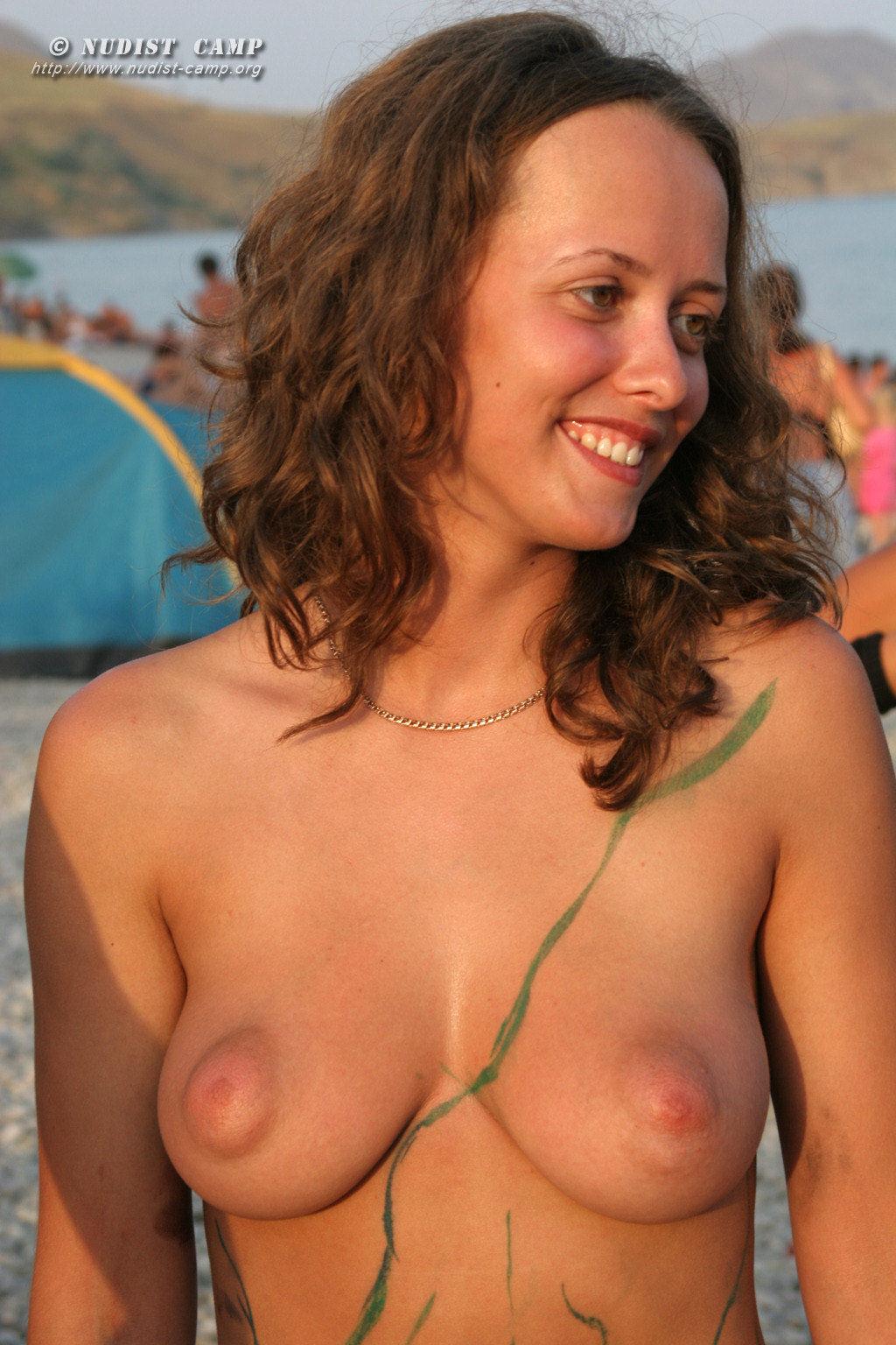 Advise Vista nudist camp sorry, that